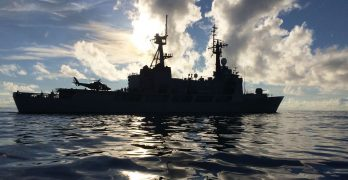 Military hit for 'change of tune' on frigate row