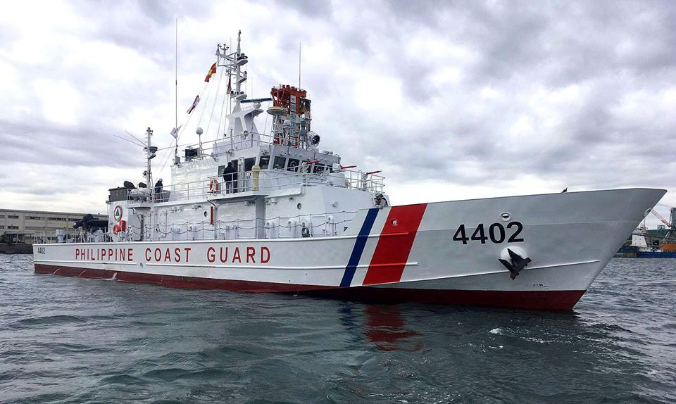 Look Second New Japan Made Patrol Vessel Ready For Voyage