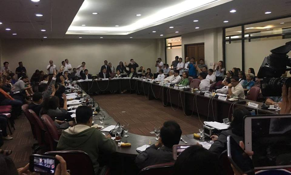 15420976_1430977610296238_4410238265208285406_n - Death penalty gets House panel's nod - Philippine Business News