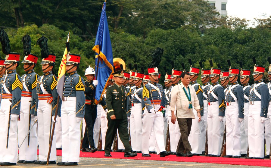 Idle military lands to be leased to fast track AFP ...