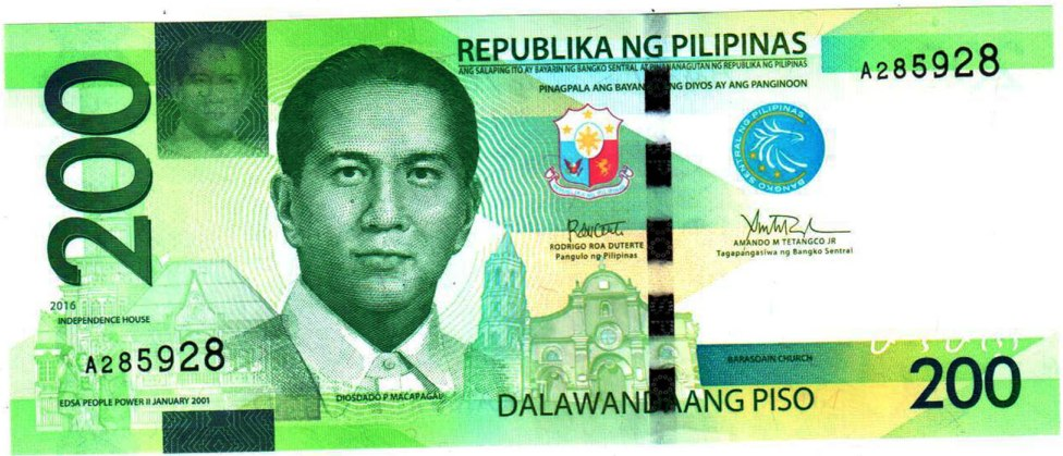 LOOK: Duterte-signed peso bills - Update Philippines