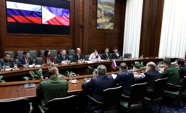 Russia government photo