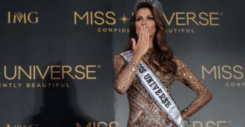 Miss Universe winner to Filipinos: You are exceptional