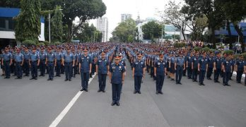 10,404 Cops promoted to next higher rank