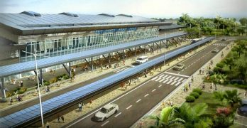 Upgraded Puerto Princesa airport set to open in April