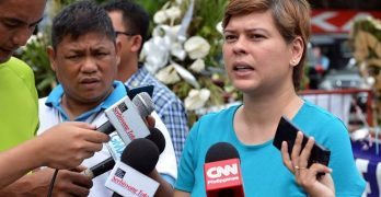 Mayor Sara scraps talks with NPA terrorists