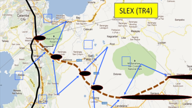 Construction Of Slex Extension To Lucena Starts This Year