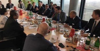LOOK: PH officials meet with German transportation builder