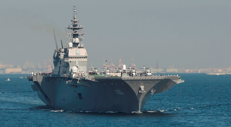 Japans Biggest Warship Coming To Philippines Update Philippines
