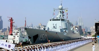 Chinese naval flotilla to visit Davao City