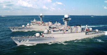 Philippines getting Korean anti-submarine corvette