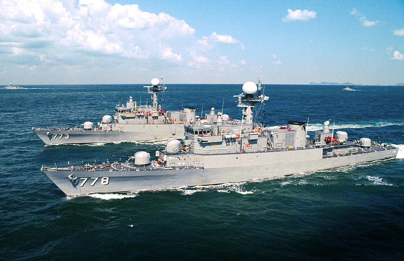 Budget For Korean Corvette S Transfer To Ph Navy Approved
