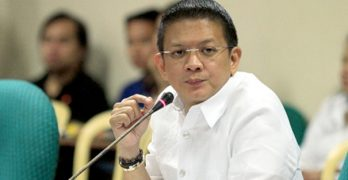 Senator Chiz hopes NPA terrorist tag just a negotiating tactic