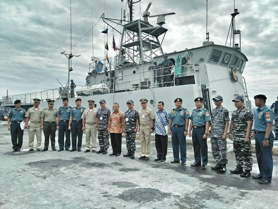 US, PH navies complete coordinated patrol mission