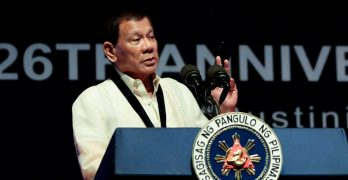 Duterte: Talks with communists can resume 'some other time'
