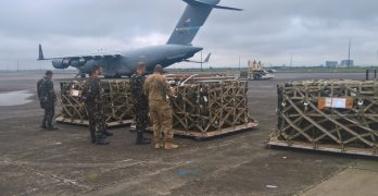 US delivers 992 rockets to Philippine Air Force