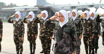All-female contingent deployed to Marawi City