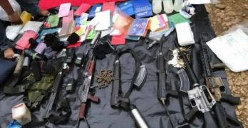 NPA bandits 'warak' after encounter with Army battalion