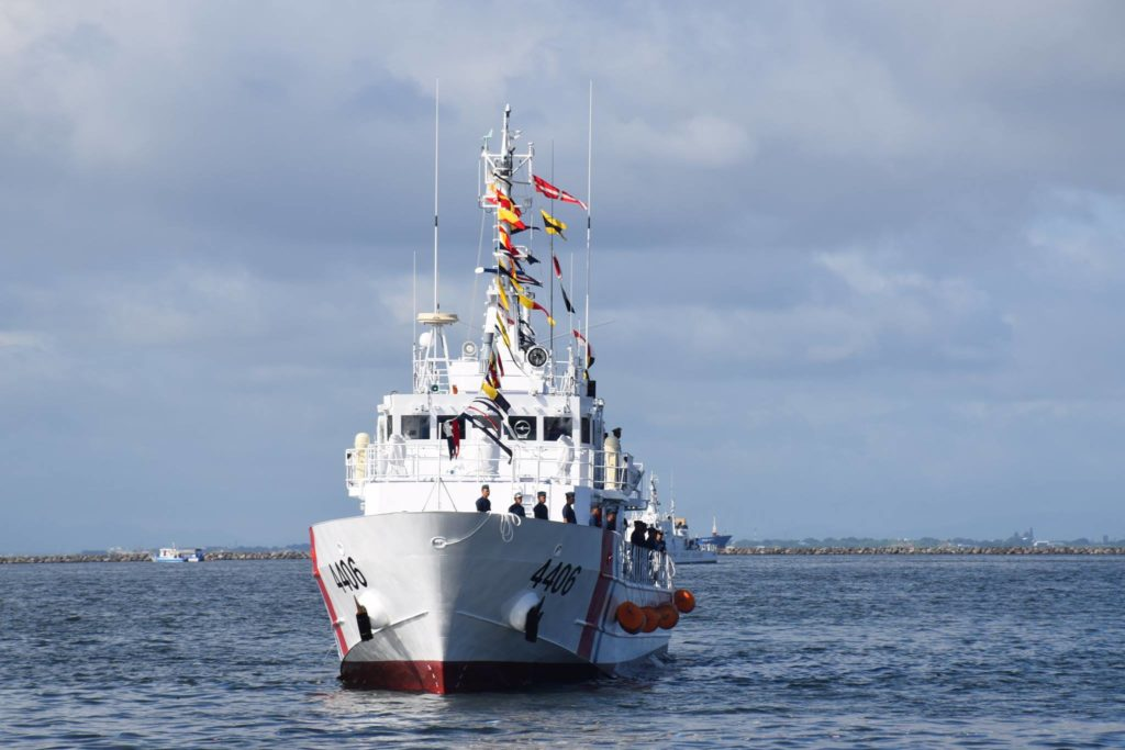 「BRP Suluan (MRRV-4406)」的圖片搜尋結果