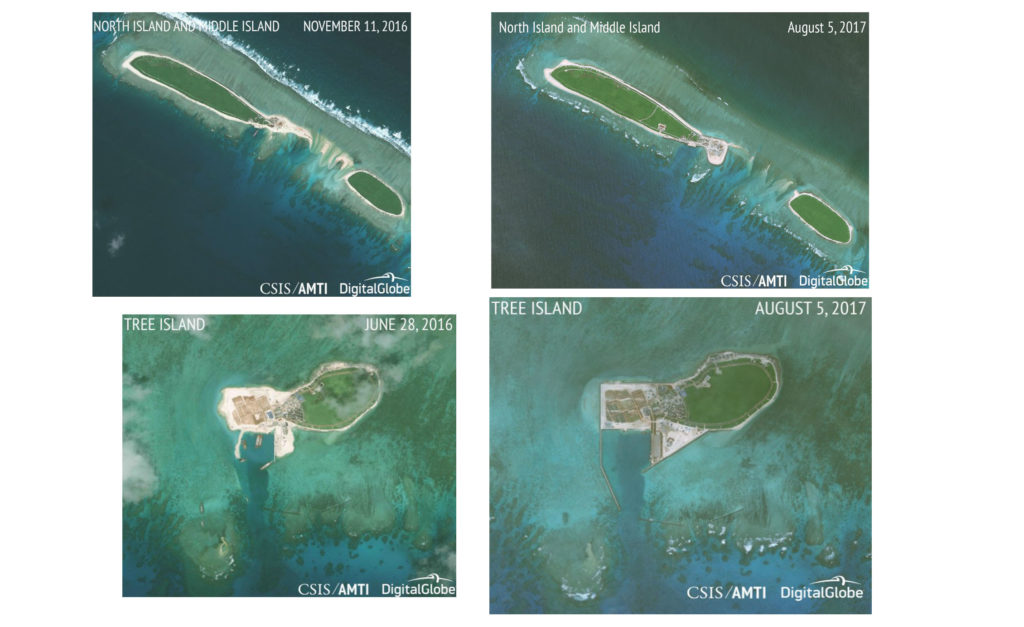 Beijing's delaying strategy on the South China Sea