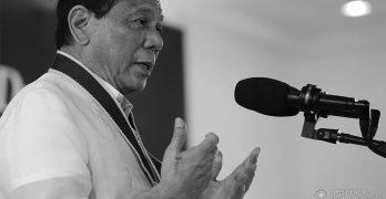 Prioritizing lowest bidder, a disadvantage for Filipinos – Duterte