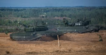 PH army representatives observe Russia-Belarus military exercise