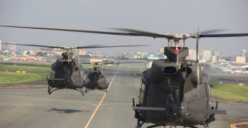 Funding for 16 new combat utility helicopters released