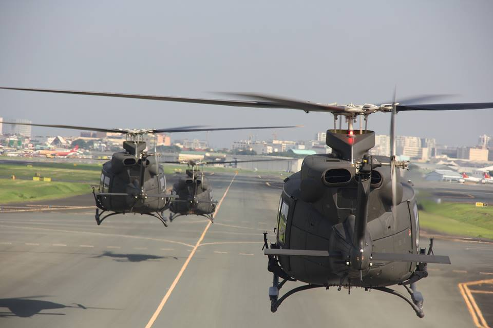Philippines looking for other sources of helicopters after cancelling deal with Canada