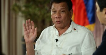 Duterte to Ombudsman: Are you beholden to the Liberals?