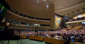 Trump to UN assembly: Reject threats to sovereignty, from Ukraine to South China Sea