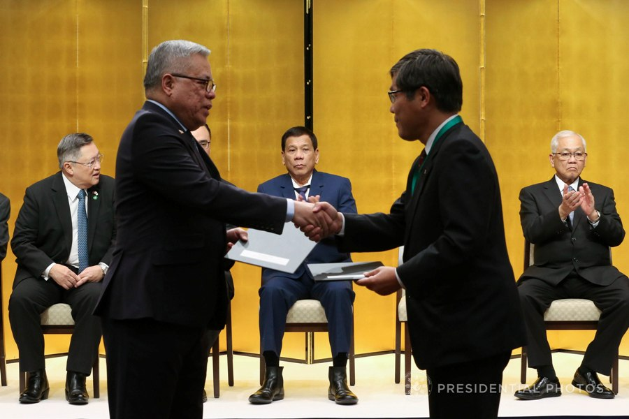 PH, Japan sign fresh $6B biz deals