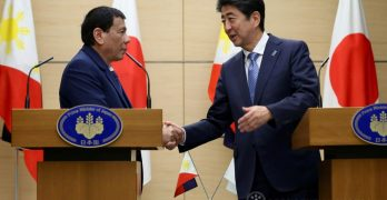 Japan to 'give flesh' on $9 billion assistance for Philippines