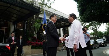 Duterte offers 3rd teleco operation to China