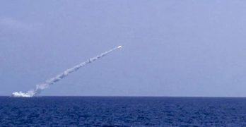 WATCH: Russian submarine launches cruise missiles against ISIS