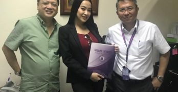 Mocha Uson enters law school