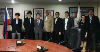 Philippines, Japan officials discuss Metro Manila Subway project
