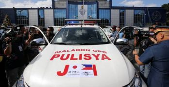 Japan donates 100 patrol vehicles to PNP
