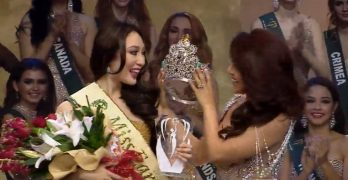 Ms. Philippines Karen Ibasco crowned as Miss Earth 2017