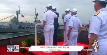 PHOTOS: Philippine warships in ASEAN International Fleet Review