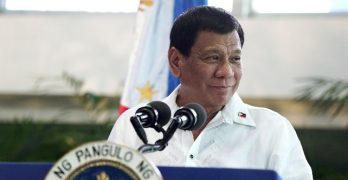 Proclamation terminating talks with communists signed by Duterte