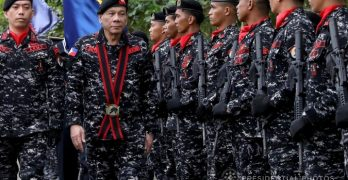 Duterte to treat NPA, terrorists same with their deeds