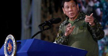 Duterte eyes '23 gunship helicopters', 'multiple rockets'