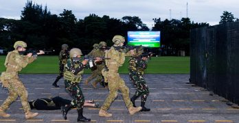 PH troops to complete Aussie urban warfare training