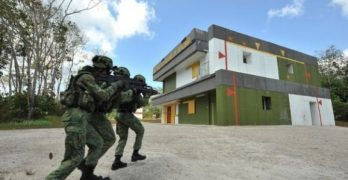 Filipino soldiers given access to Singapore urban training facility