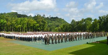754 Candidate Soldiers start training