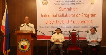 Philippines aiming to revitalize defense industry