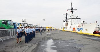 LOOK: Former sister of PH frigates now in Manila