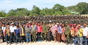 300 Indigeneous People complete Basic Military Training