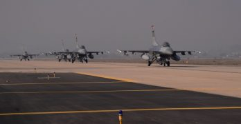 US, Korea launch 'realistic air combat exercise'