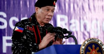 Duterte: Only me, Marcos gave attention needed by soldiers